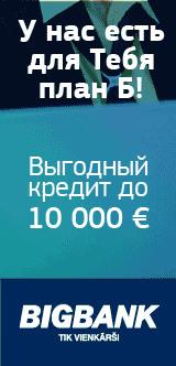 BIGBANK - Кредиты в Латвии - Рига